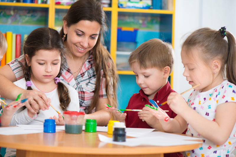 Childcare business program at the San Diego and Imperial Women's Business Center